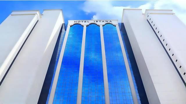 イスタナホテル