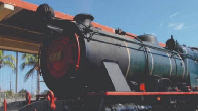 北ボルネオ鉄道<BR>蒸気機関車で行く半日観光