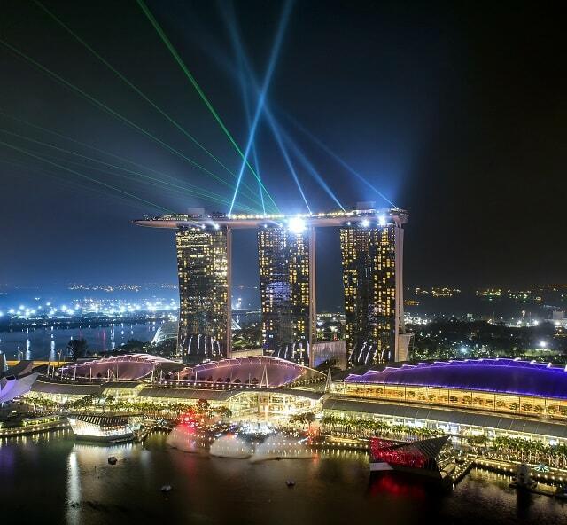 クアラルンプール×シンガポール周遊プラン!