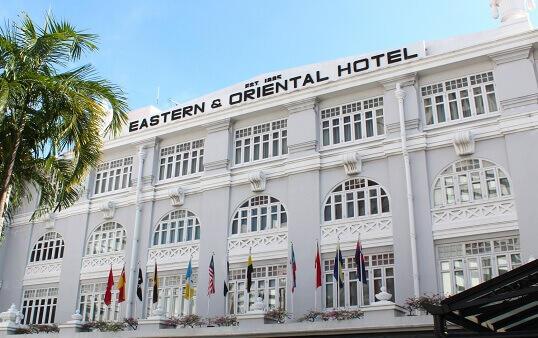 イースタン&オリエンタルホテル