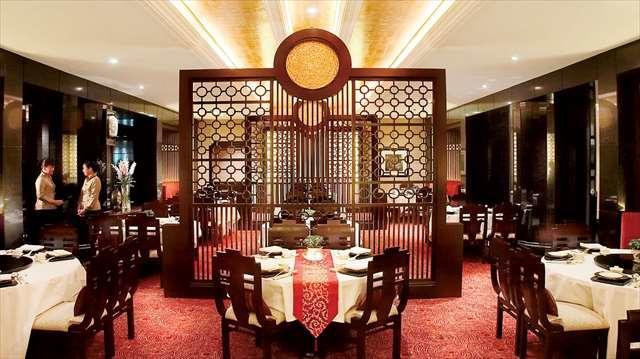 リッツカールトンホテルで優雅なランチ