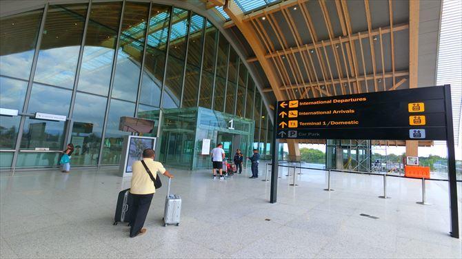 セブ・マクタン空港新ターミナルオープン!入国・出国手続きや施設をご紹介!