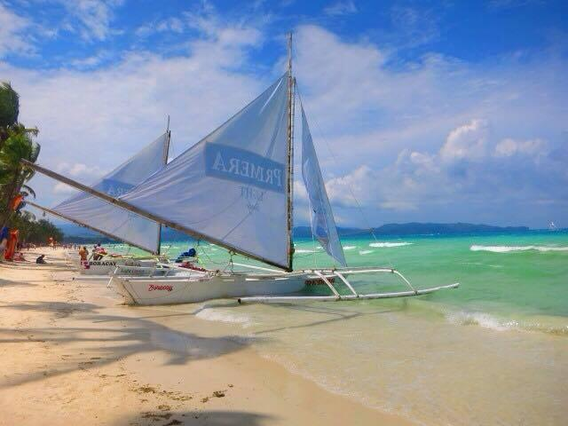 セブ島留学生が旅した1泊2日ボラカイ島旅行記