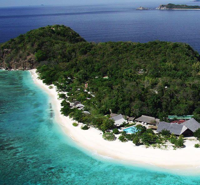 贅沢島旅●ディマクヤ島特集