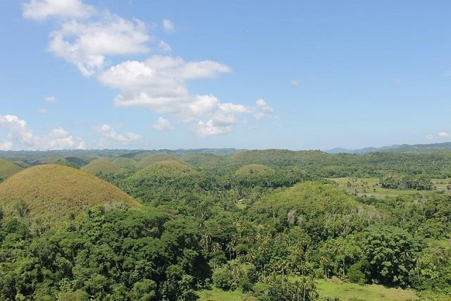 フィリピン航空嬉しい同日到着フライト!滞在時間たっぷり♪大自然ボホール島でリフレッシュ旅★