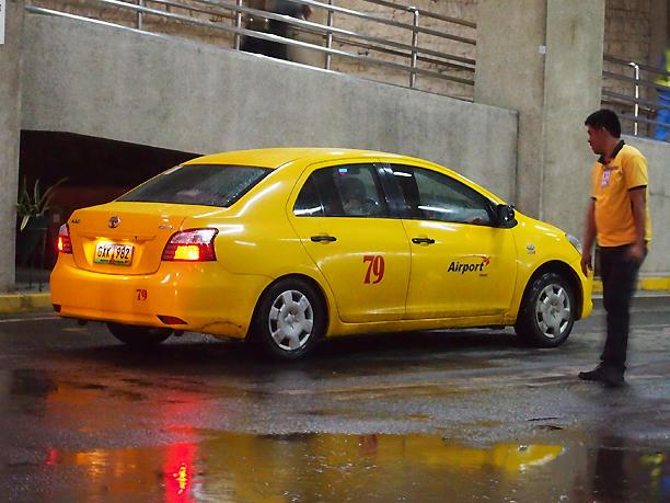 マニラ市内・空港間のタクシー 選び方から支払いまでガイド