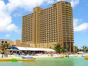 OUTRIGGER GUAM BEACH RESORT