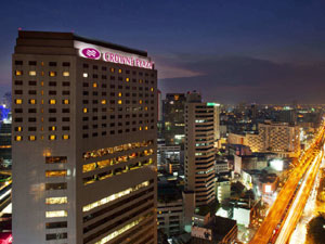 CROWN PLAZA BANGKOK LUMPINI PARK