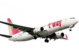 t'way(ティーウェイ)航空機体