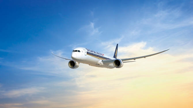 人気シンガポール航空ビジネスクラスを初体験!空の旅をリポートします♪