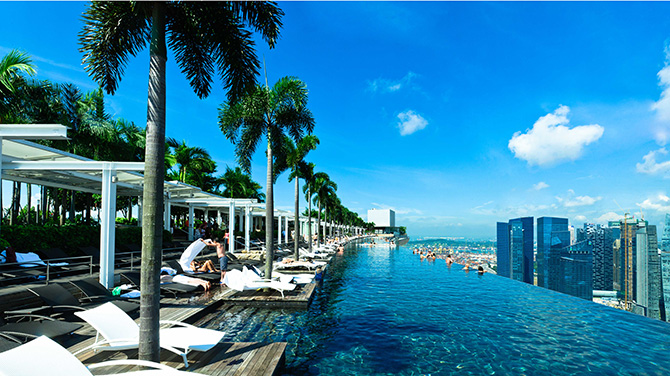 旅行 シンガポール