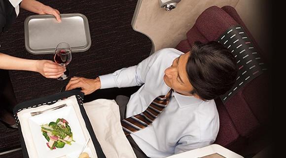 ★★先取り予約/憧れのビジネスクラス利用★★ JAL(日本航空)で行くシンガポール、年末年始も設定あり♪