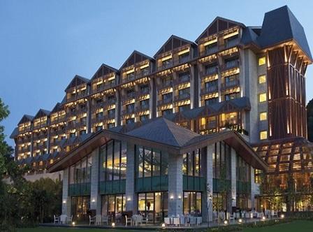 エクアリアス・ホテル