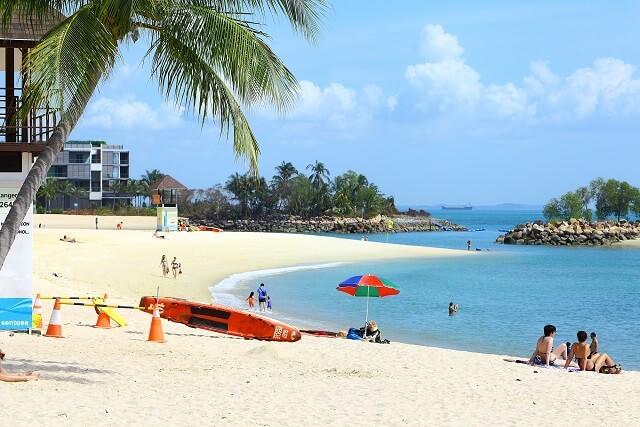 【夏休み旅行は早め予約が吉!】今年の夏は、シンガポールのリゾート地・セントーサ島はいかがでしょうか?