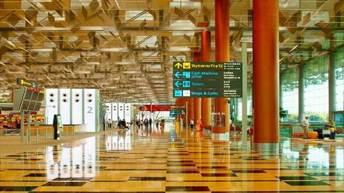 初めてのシンガポールでも迷わない!チャンギ国際空港のアクセス・過ごし方