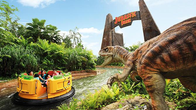 シンガポール旅行で絶対行きたい!セントーサ島のゴールデンプラン