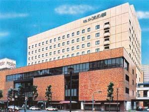ホテルメトロポリタン盛岡(本館)