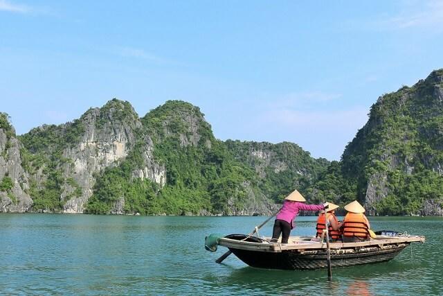 ★座席数限定★ベトナム航空で行くハロン湾と水上人形劇ツアー付プランはじめてのハノイ♪