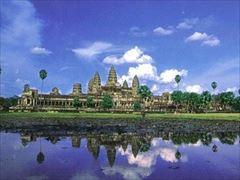 アンコールワット&ベトナム 2都市周遊旅行!
