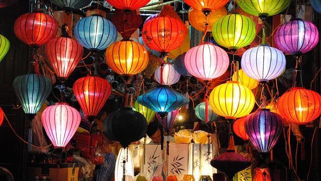 【世界遺産】ホイアン夜の観光+灯篭流し