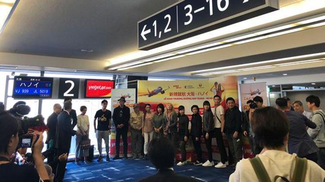 関空初就航便、ベトジェットでハノイへ行ってきました!
